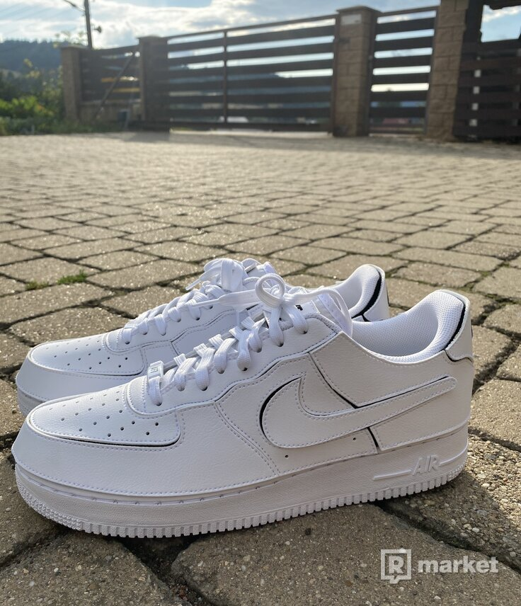 Nike AirForce 1/1 Cosmic Clay US11