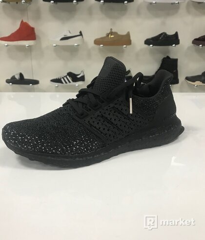 Adidas Ultra Boost 4.0 Clima Tripple black