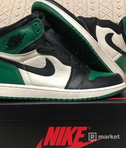 Jordan 1 pine green