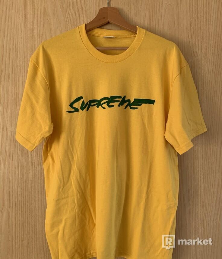 Supreme Futura Logo Tee