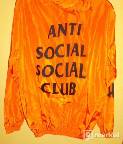 Jacket Anti Social Social Club (ASSC)