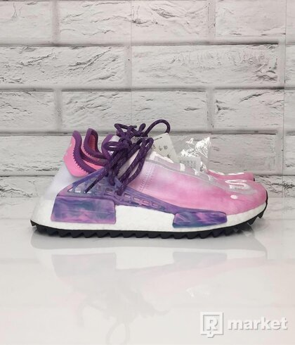 Adidas Human Race Pink Glow US 7,5