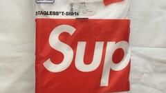Supreme Hanes Tee Pack