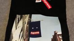 Supreme banner tee