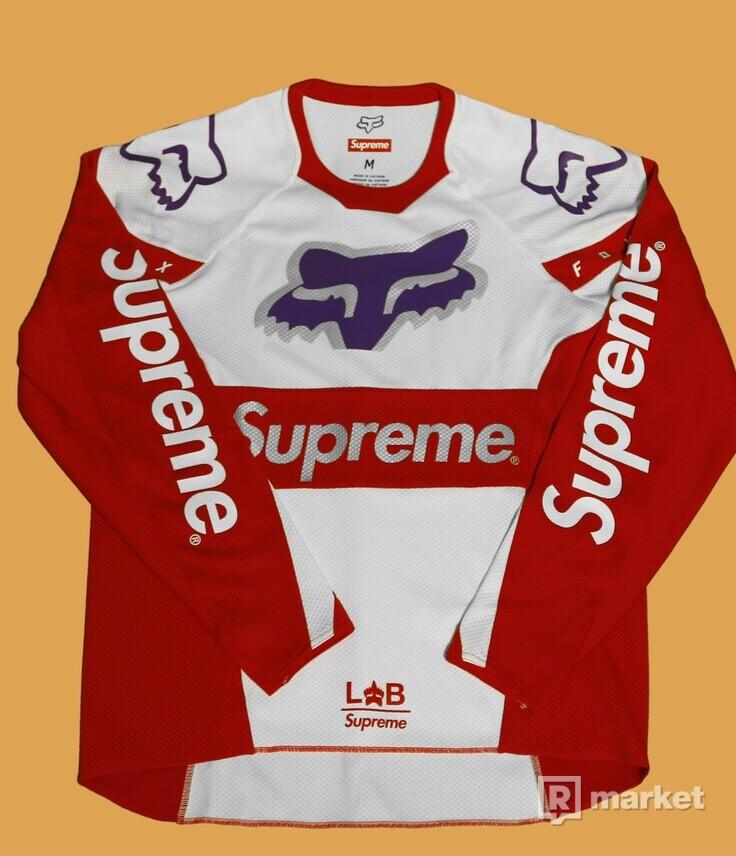Supreme x FOX jersey