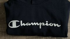 Champion mikina navy blue