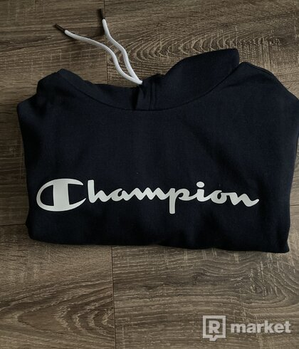 Champion mikina navy blue