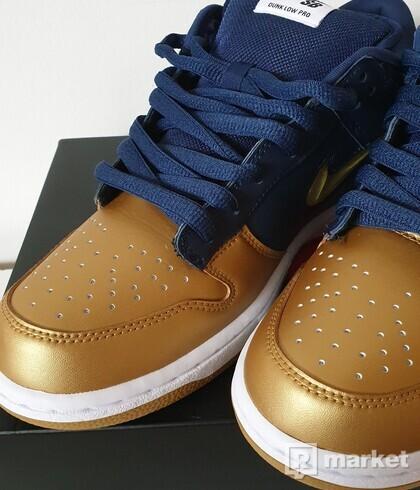 Nike Sb Supreme Navy