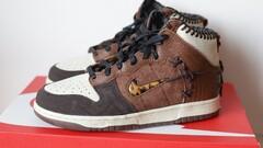 Nike Dunk High Bodega Legend Fauna Brown US 9
