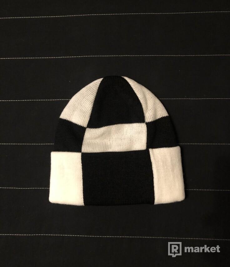 Supreme Checkerboard Beanie