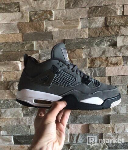 "Air Jordan 4 retro ""cool grey"" (gs)"