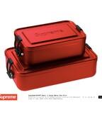 Supreme Storage Box   Red
