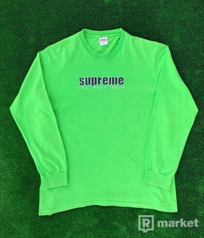 Supreme The Real Shit L/S