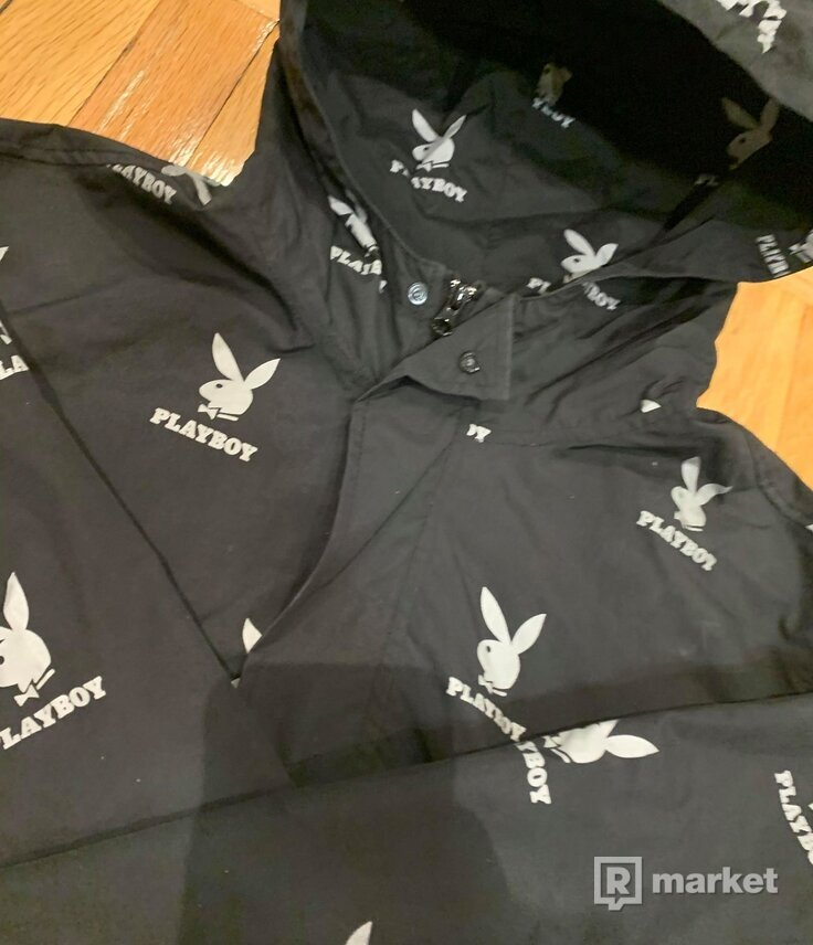 Playboy x Pascun windbreaker