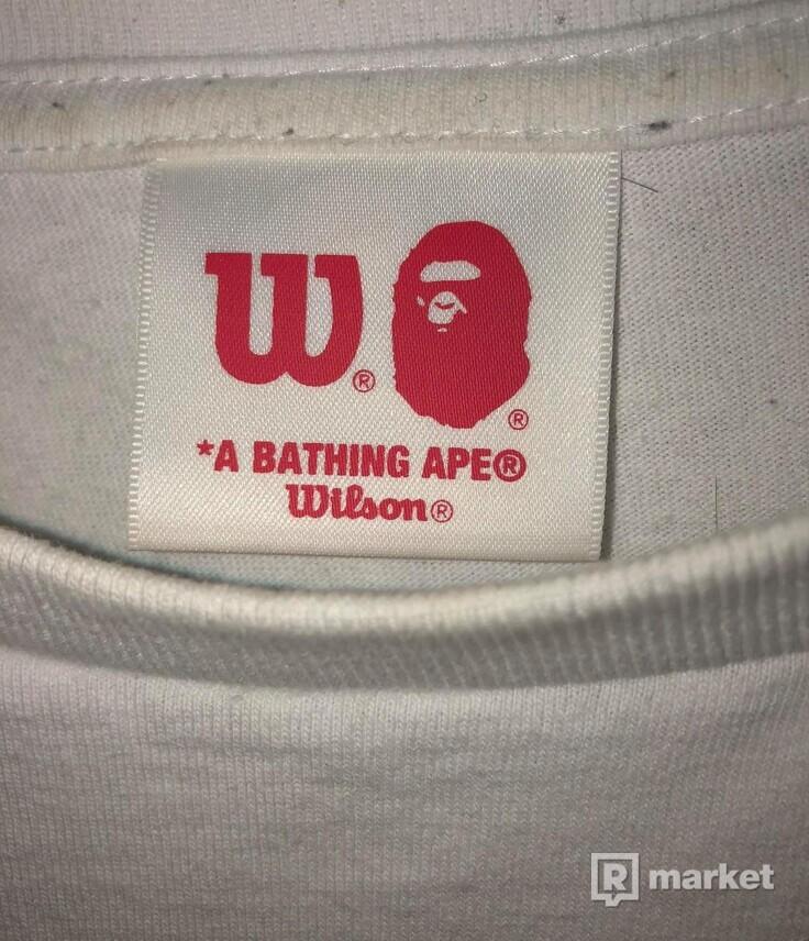 Bape x Wilson