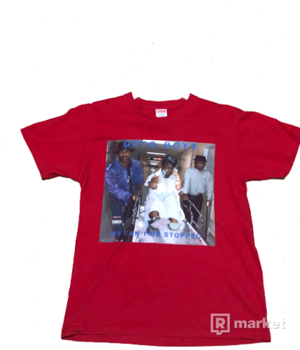 SUPREME RAP A LOT RECORDS GETO BOYS TEE