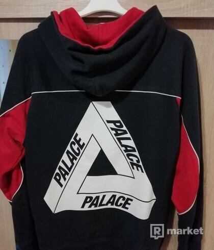 Palace zip hoodie L