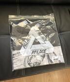 Palace CHIP T shirt black