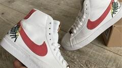 Nike Mid Blazer 77 Catechu