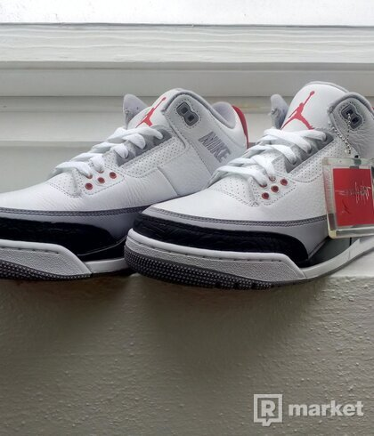 Air Jordan 3 Retro Tinker Hatfield