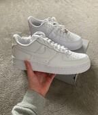 "Nike Air Force 1 ""all white"""