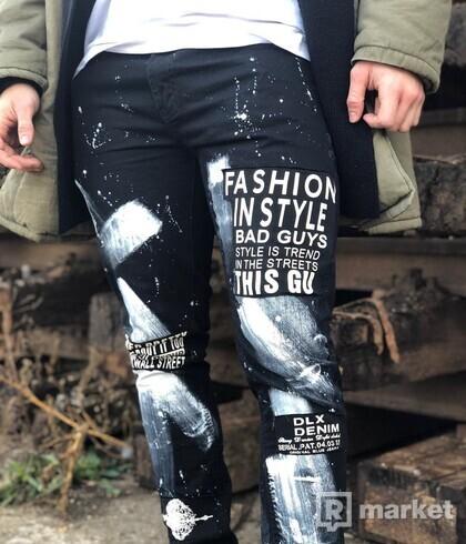 Mutiny custom jeans