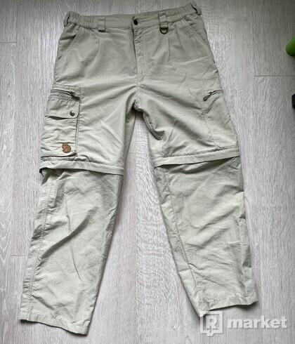 Fjällräven cargo nohavice/kraťasy
