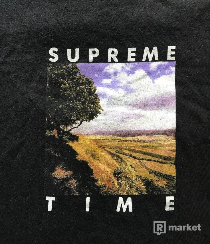 Supreme time tee