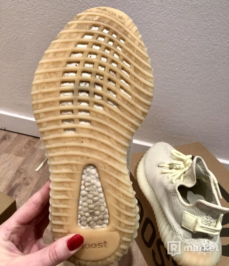 Adidas Yeezy Boost 350 V2 Butter US 6,5