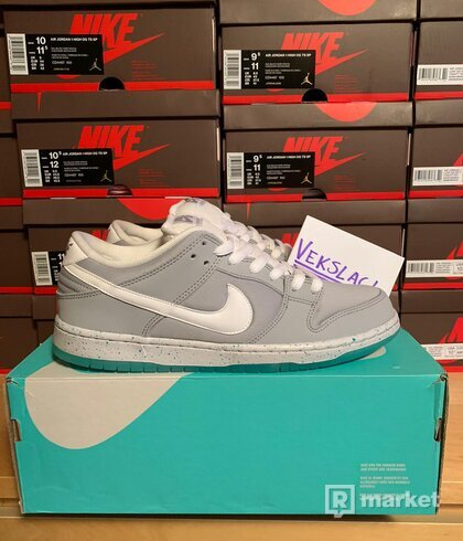 "Nike Dunk Low Premium SB ""Marty Mcfly"""