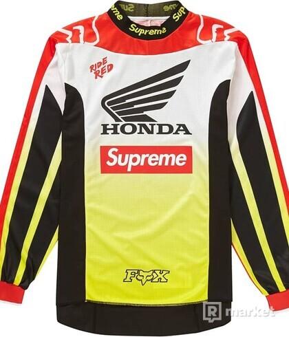 Supreme x Honda Jersey