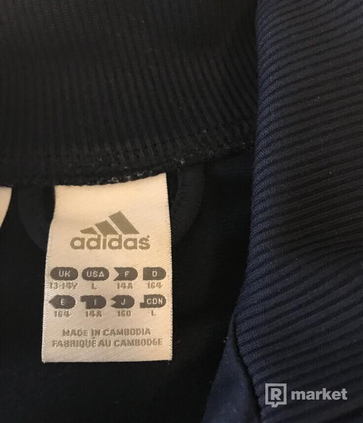 Adidas zip hoodie