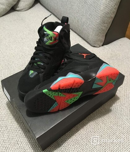 Air Jordan 7 Barcelona Nights
