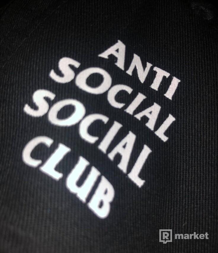 Anti Social Social Club WEIRD CAP