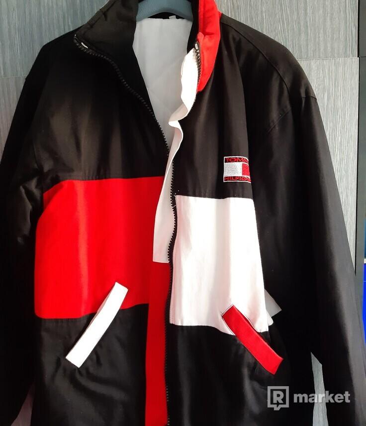 Zimná retro bunda Tommy Hilfiger