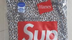 Supreme boxers/boxerky leopard