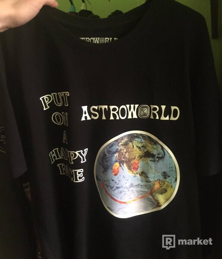 Travis Scott Astroworld merch