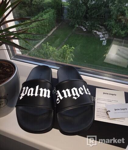 Palm Angels flip flop boty (big sale)