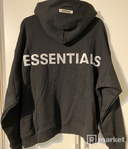 Fear of god essentials mikina 3m