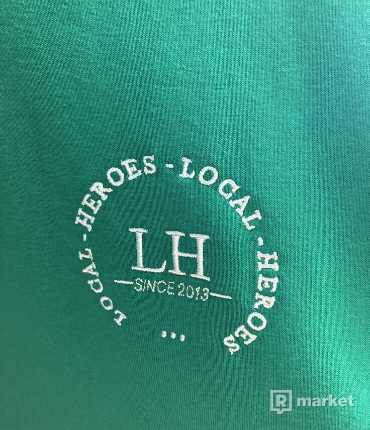 Local Heroes mikina
