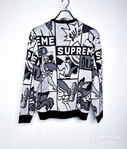 Cartoon Sweater