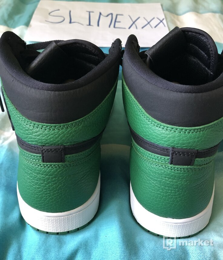 Air Jordan 1 High Pine Green 2.0