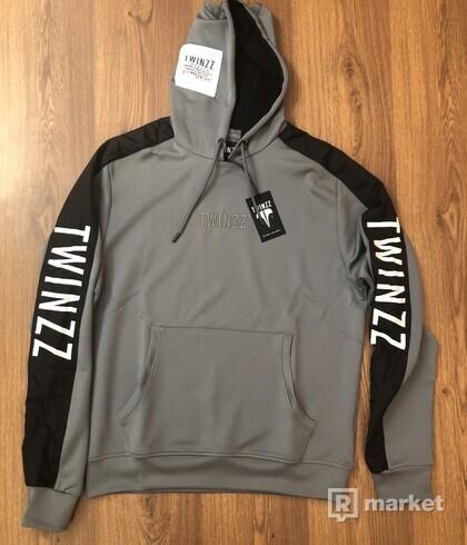 Twinzz Carlos hoodie gray