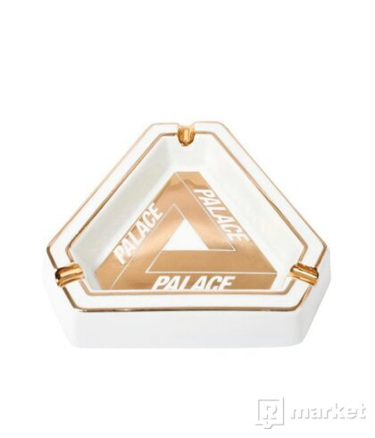 Palace Tri-Ferg Cermaic Ashtray Gold