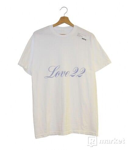 AstralKid 22 love tee white