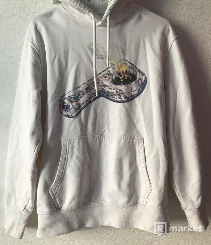 Palace machine hoodie