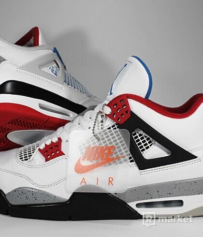 "Air Jordan Retro 4 SE ""What The 4"""