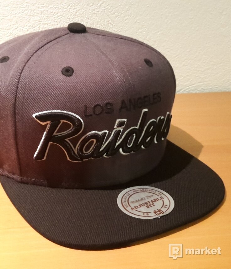 Los Angeles Raiders Snapback