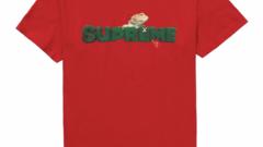 Supreme Lizard Tee