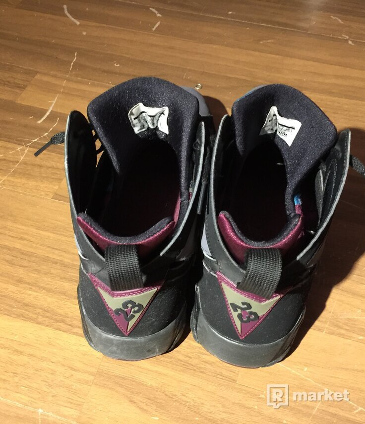 Air jordan 7 bordeaux 2015